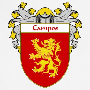 Campos Coat of Arms/Family Crest - Adjustable Apron