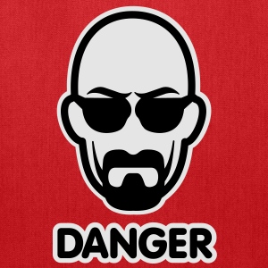 Heisenberg I am the danger T-Shirts - Tote Bag