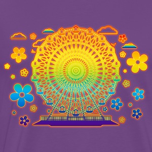 Ferris_Wheel - Men's Premium T-Shirt