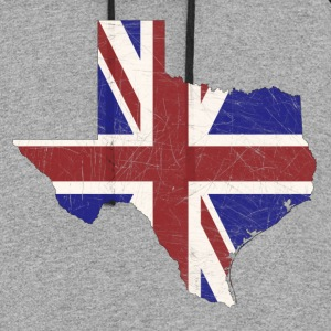 British Texas T-Shirts - Colorblock Hoodie