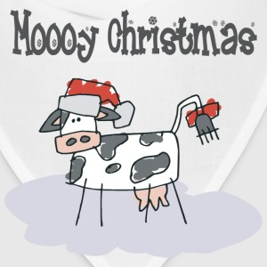 Very Funny Merry Christmas T-Shirt - Bandana