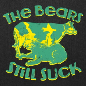 THE BEARS STILL SUCK Women's T-Shirts - Tote Bag