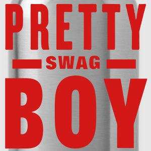 PRETTY BOY SWAG T-Shirts - Water Bottle