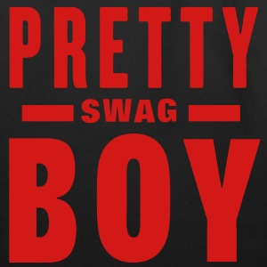PRETTY BOY SWAG T-Shirts - Eco-Friendly Cotton Tote