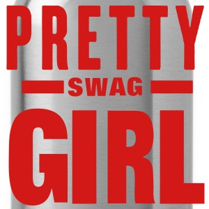 Pretty Girl Swag Hoodies - Water Bottle