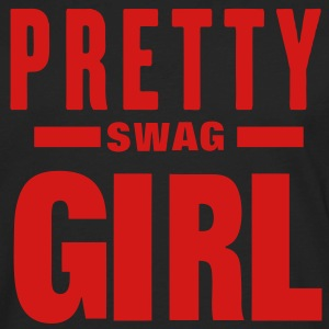 Pretty Girl Swag Hoodies - Men's Premium Long Sleeve T-Shirt