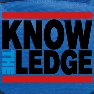 Know The Ledge T-Shirts - Computer Backpack