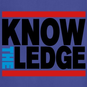 Know The Ledge T-Shirts - Adjustable Apron