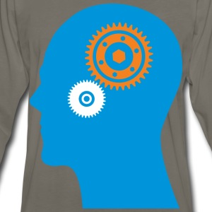 Thinker T-Shirts - Men's Premium Long Sleeve T-Shirt