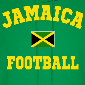 Jamaica Football - Men's Hoodie