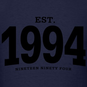 est. 1994 Nineteen Ninety Four - Men's T-Shirt