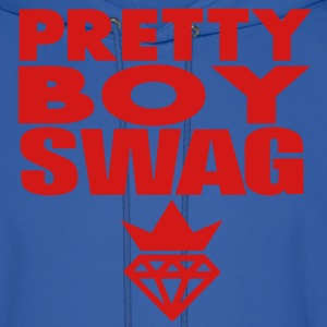 SWAG PRETTY GUY T-Shirts - Men's Hoodie
