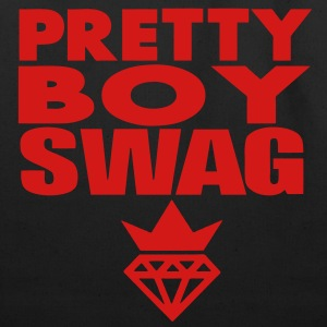 SWAG PRETTY GUY T-Shirts - Eco-Friendly Cotton Tote