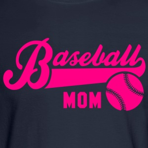 Baseball MOM T-Shirt WN - Men's Long Sleeve T-Shirt