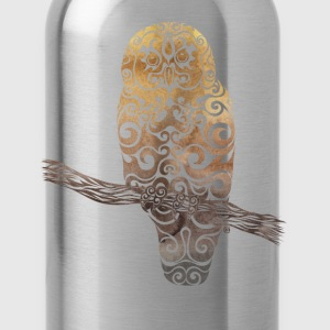 Swirly Owl - Water Bottle