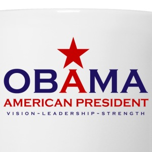 Obama american President - Coffee/Tea Mug