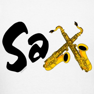 Sax Hoodies - Men's T-Shirt