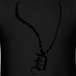 Detroit Bling Hoodies - Men's T-Shirt