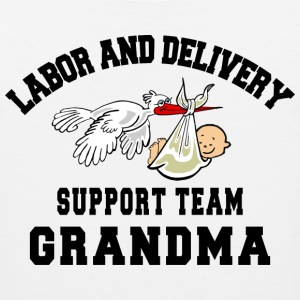 Soon To Be Grandma T-Shirt - Men's Premium Tank