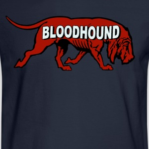 Bloodhound - Men's Long Sleeve T-Shirt