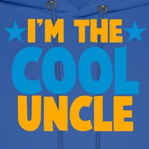 I'm the COOL uncle! T-Shirts - Men's Hoodie