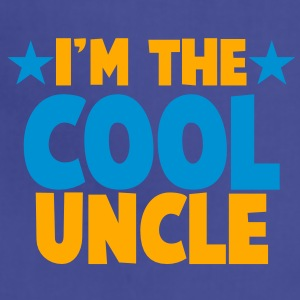 I'm the COOL uncle! T-Shirts - Adjustable Apron