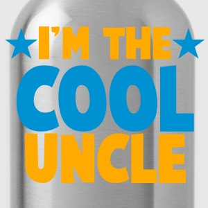 I'm the COOL uncle! T-Shirts - Water Bottle