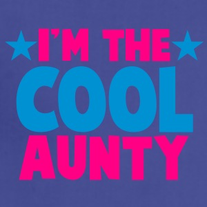 I'm the COOL AUNTY! T-Shirts - Adjustable Apron