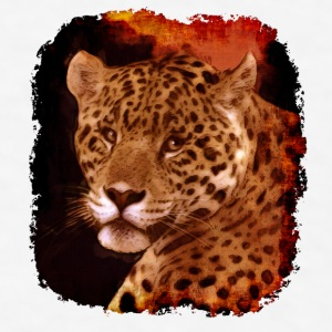 Spotted Jaguar Mug - Men's T-Shirt