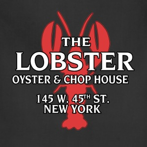The Lobster - Adjustable Apron