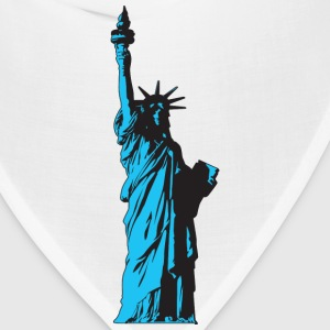 Statue of Liberty T-Shirts - Bandana