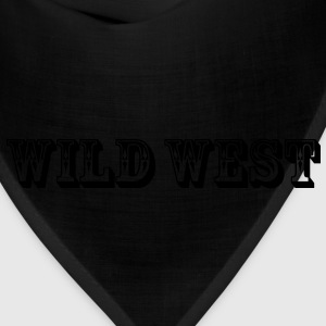 Wild West T-Shirts - Bandana