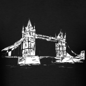 london bridge Hoodies - Men's T-Shirt