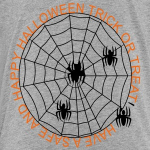 safe_and_happy_trick_or_treat_spiders2 Sweatshirts - Toddler Premium T-Shirt