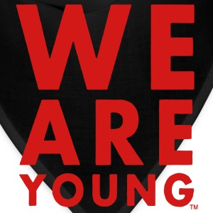 WE ARE YOUNG Hoodies - Bandana