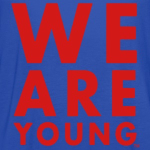 WE ARE YOUNG Hoodies - Women's Flowy Tank Top by Bella