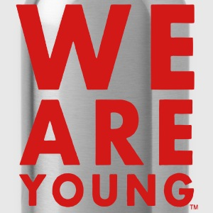 WE ARE YOUNG Hoodies - Water Bottle