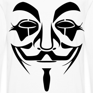Anonymous 2 Hoodies - Men's Premium Long Sleeve T-Shirt