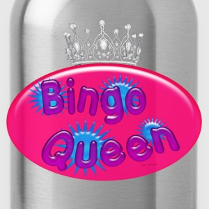 Bingo Queen Bubble Hoodies - Water Bottle