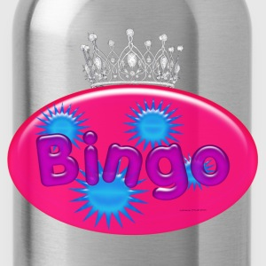 Bingo Bubble T-Shirts - Water Bottle