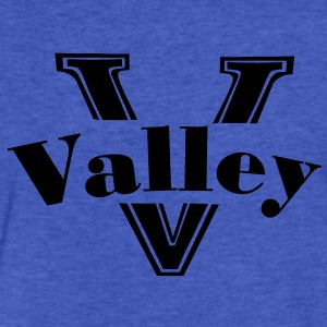Valley Sweatshirts - Fitted Cotton/Poly T-Shirt by Next Level