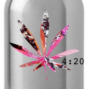 PSYCHEDELIC 420 POT LEAF Hoodies - Water Bottle
