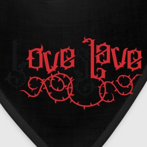 Love Slave 2c Women's T-Shirts - Bandana