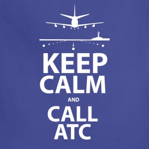 Keep Calm and Call ATC - Adjustable Apron