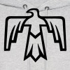 Thunderbird - Native Symbol - Totem Hoodies - Men's Hoodie