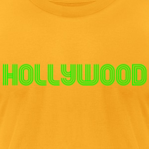 hollywood cotton bag - Men's T-Shirt by American Apparel