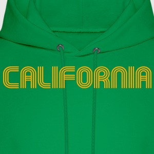 California t-shirt - Men's Hoodie