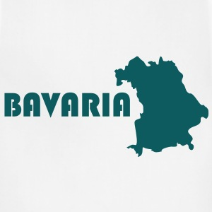 Bavaria map t-shirt women - Adjustable Apron