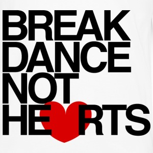 Break Dance Not Hearts Womens Tee Shirt by AiReal  - Men's Premium Long Sleeve T-Shirt