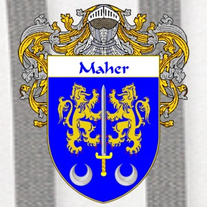 Maher Coat of Arms/Family Crest - Contrast Hoodie